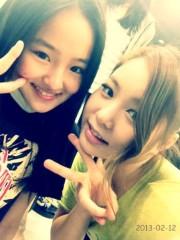 FLOWER 公式ブログ/w杏香!! 画像1