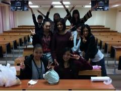 FLOWER 公式ブログ/大阪工業大学(  ̄ー ̄)学園祭!!美央♪ 画像1