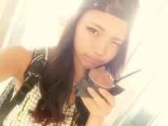FLOWER 公式ブログ/ice cream!   千春 画像1