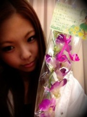 FLOWER 公式ブログ/EXPG大阪校のみんなから!千春♪ 画像1
