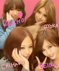 FLOWER 公式ブログ/友達とのプリクラ*千春♪ 画像2
