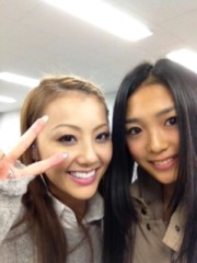 FLOWER 公式ブログ/Shizukaさんと!絵梨奈☆ 画像1