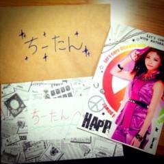 FLOWER 公式ブログ/love letter.  千春 画像1