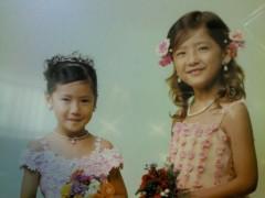FLOWER 公式ブログ/ちび藤井姉妹。萩花 画像1