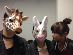 FLOWER 公式ブログ/キリンウサギ。千春 画像1