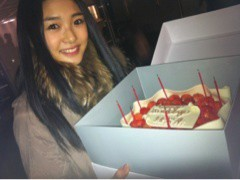 FLOWER 公式ブログ/えりぽん's BIRTHDAY !!千春♪ 画像2
