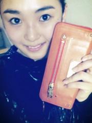 FLOWER 公式ブログ/サマンサの財布とともに!絵梨奈 画像1