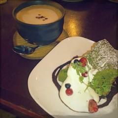 FLOWER 公式ブログ/cafe。萩花 画像1