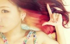 FLOWER 公式ブログ/Hair color.  千春 画像1
