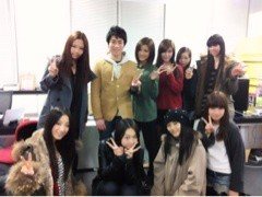 FLOWER 公式ブログ/EXILE TETSUYAさんと!千春♪ 画像1