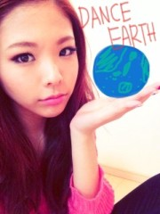 FLOWER 公式ブログ/DANCE EARTH.  千春 画像1