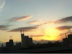FLOWER 公式ブログ/夕日。  千春 画像2