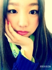 FLOWER 公式ブログ/こんこん★真波 画像1