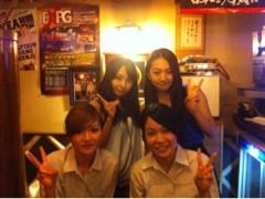 FLOWER 公式ブログ/お腹いっぱい☆真波 画像1