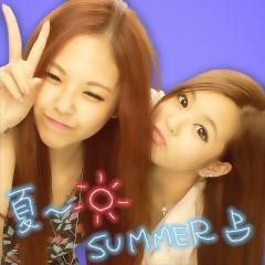 FLOWER 公式ブログ/夏ーーー!  千春 画像1
