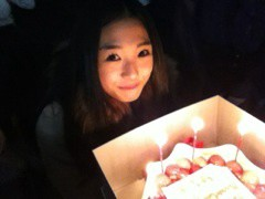 FLOWER 公式ブログ/えりぽん's BIRTHDAY !!千春♪ 画像1