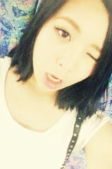 FLOWER 公式ブログ/めざましライブ!  杏香 画像1