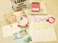 FLOWER 公式ブログ/thx!   千春 画像1