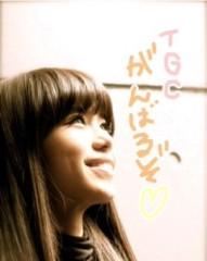 FLOWER 公式ブログ/憧れのTGC!晴美 画像1
