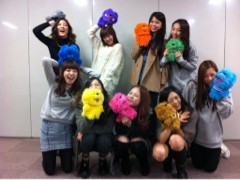 FLOWER 公式ブログ/9★真波 画像1