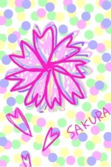 FLOWER 公式ブログ/お絵かき*千春♪ 画像1
