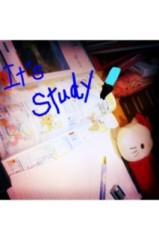FLOWER 公式ブログ/勉強なう!( ´ ▽ ` )ノ晴美 画像1