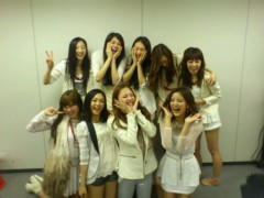 FLOWER 公式ブログ/オフショット。萩花 画像1
