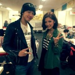 FLOWER 公式ブログ/EXILEのTAKAHIRO さんと!萩花 画像1
