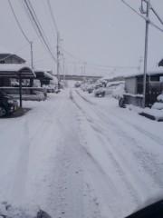 FLOWER 公式ブログ/雪!はるみ 画像1