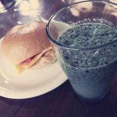 FLOWER 公式ブログ/breakfast。美央 画像1