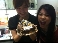 FLOWER 公式ブログ/ケーキ!  千春 画像2