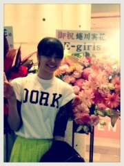 FLOWER 公式ブログ/蜷川実花さん!はるみ 画像1