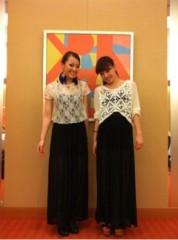 FLOWER 公式ブログ/Dream、Shizukaさんと。美央 画像1