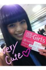 FLOWER 公式ブログ/E-Girlsステッカー晴美 画像1