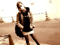 FLOWER 公式ブログ/Fashion*   千春 画像1