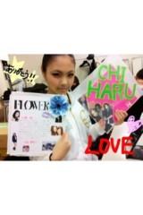 FLOWER 公式ブログ/(ゝ。∂)千春♪ 画像1