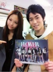 FLOWER 公式ブログ/EXILE TETSUYAさんが!!千春♪ 画像1