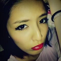 FLOWER 公式ブログ/赤lip2♪萩花 画像1