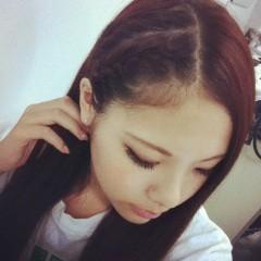 FLOWER 公式ブログ/NEW HAIR STYLE* 千春 画像2