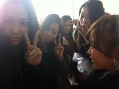 FLOWER 公式ブログ/収録\(^o^) /千春♪ 画像1