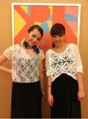 FLOWER 公式ブログ/Dream、Shizukaさんと。美央 画像2