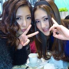 FLOWER 公式ブログ/藤井姉妹。萩花 画像1