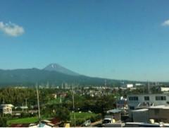 FLOWER 公式ブログ/白くない富士山。 千春 画像1
