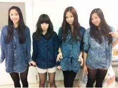FLOWER 公式ブログ/デニム4姉妹。千春 画像1