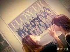 FLOWER 公式ブログ/びっくらこいた!  千春 画像1