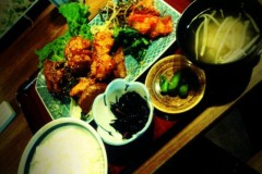 FLOWER 公式ブログ/定食!萩花 画像1