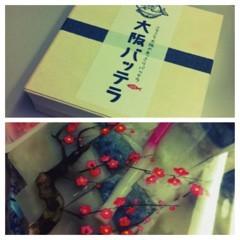 FLOWER 公式ブログ/大阪バッテラ。美央 画像1