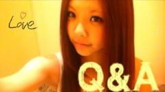 FLOWER 公式ブログ/Q&A.   千春 画像1
