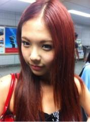 FLOWER 公式ブログ/赤髪さん!笑  杏香 画像1