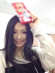 FLOWER 公式ブログ/ポッキーソルティ☆絵梨奈♪ 画像1